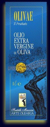 OLIVAE OLIO EXTRAVERGINE ITALIANO