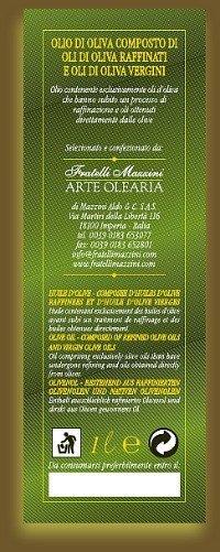 olio di oliva olea