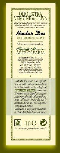 NECTAR DEI OLIO EXTRAVERGINE ITALIANO