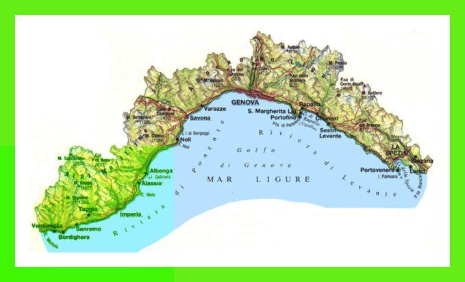 OLIVA TAGGIASCA L'AREALE DI PRODUZIONE NEL PONENTE LIGURE (1)